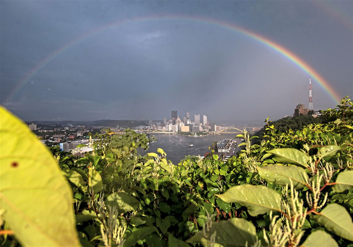 Pittsburgh is the No  2 most livable city in America