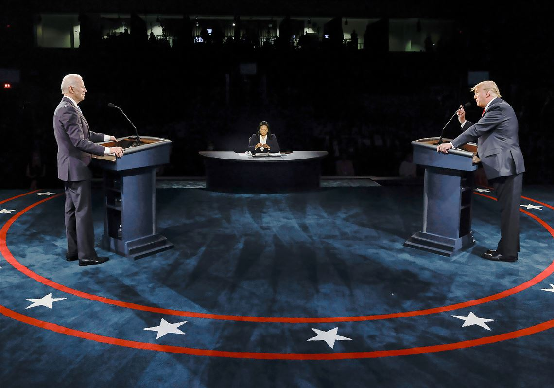 DEBATE TAKEAWAYS: Round 2 highlights policy over petulance | Pittsburgh  Post-Gazette