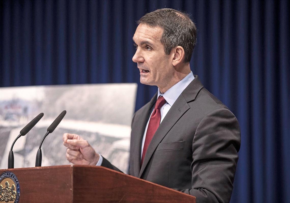 Auditor General Eugene DePasquale said Pennsylvania must proactively plan for the changing climate, a problem that already threatens public safety and drives significant new costs for taxpayers.