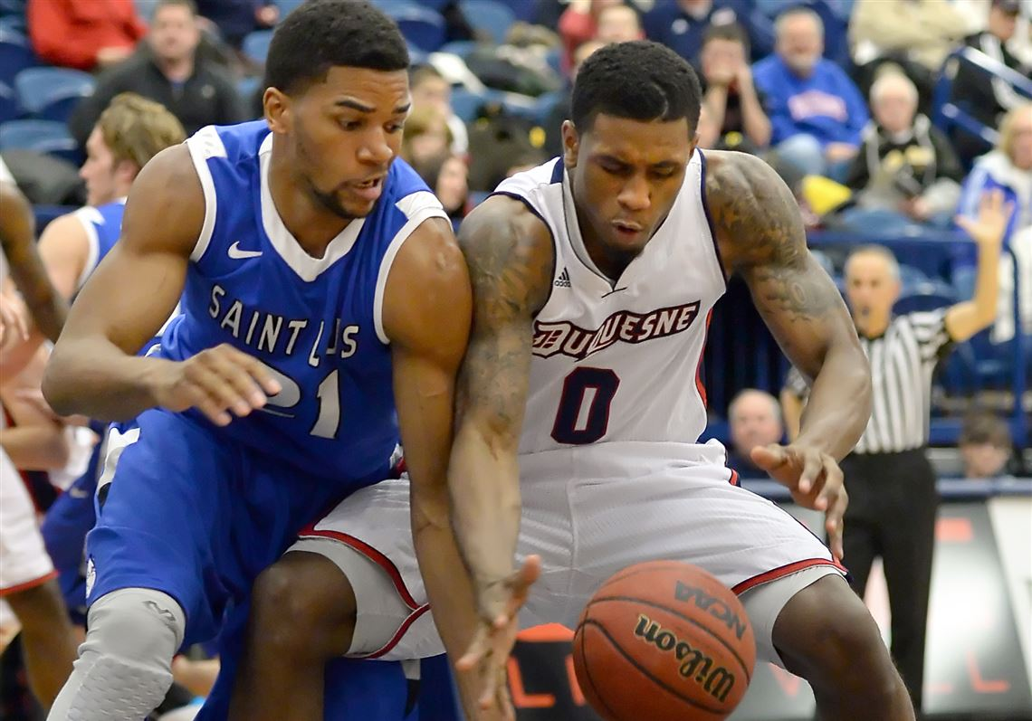 Former Duquesne basketball player Ovie Soko is headed to