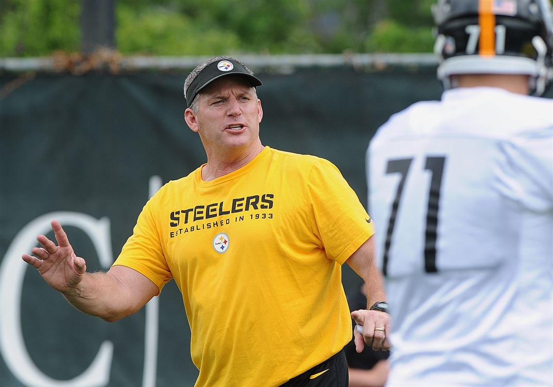 Mike Munchak On Leaving Steelers Family Decision All The