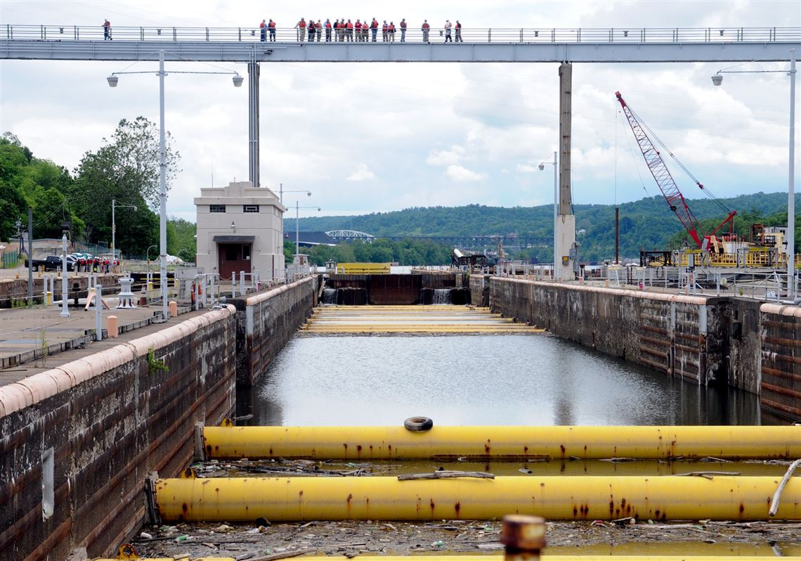 Aging locks and dams: Infrastructure plan must include rivers