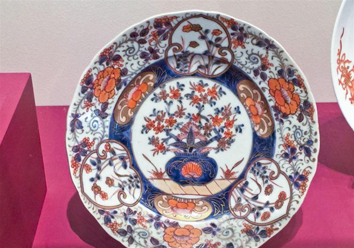 Meissen porcelain collector to speak at Maridon Museum