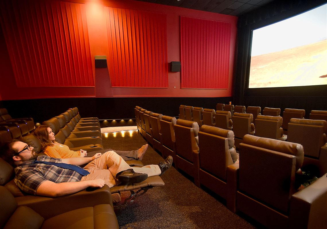 New Luxury Seats Give Waterworks Cinemas A Facelift Pittsburgh Post Gazette