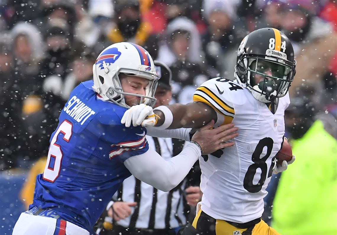 Source Says Antonio Brown Nixed Potential Deal With Buffalo