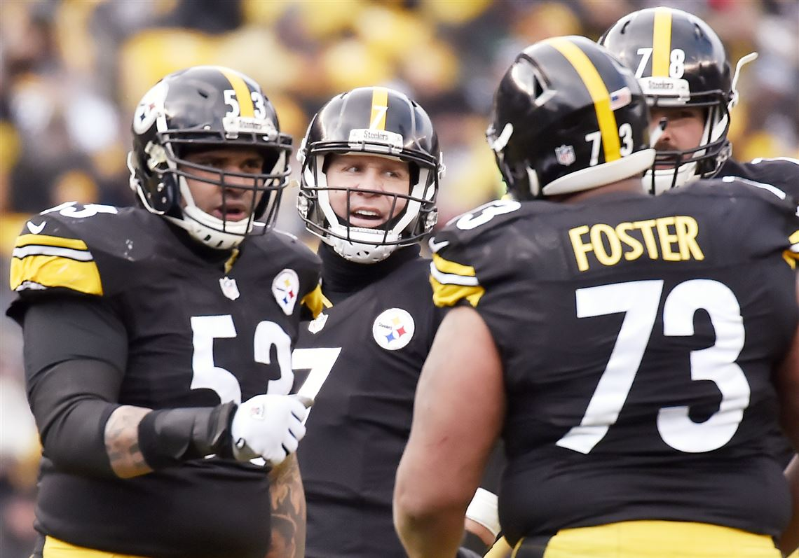 8b8103b5c13 Ramon Foster and Maurkice Pouncey sign new deals with Steelers ...