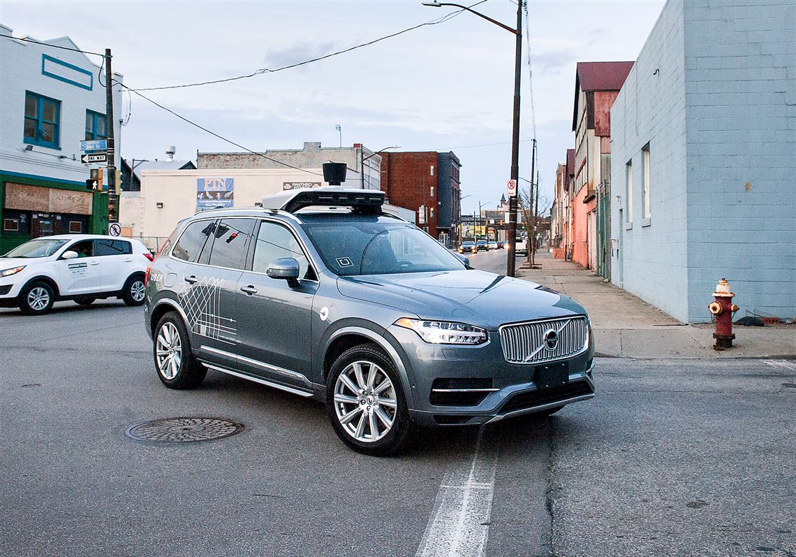 Uber\'s self-driving cars resume service in Pittsburgh | Pittsburgh ...