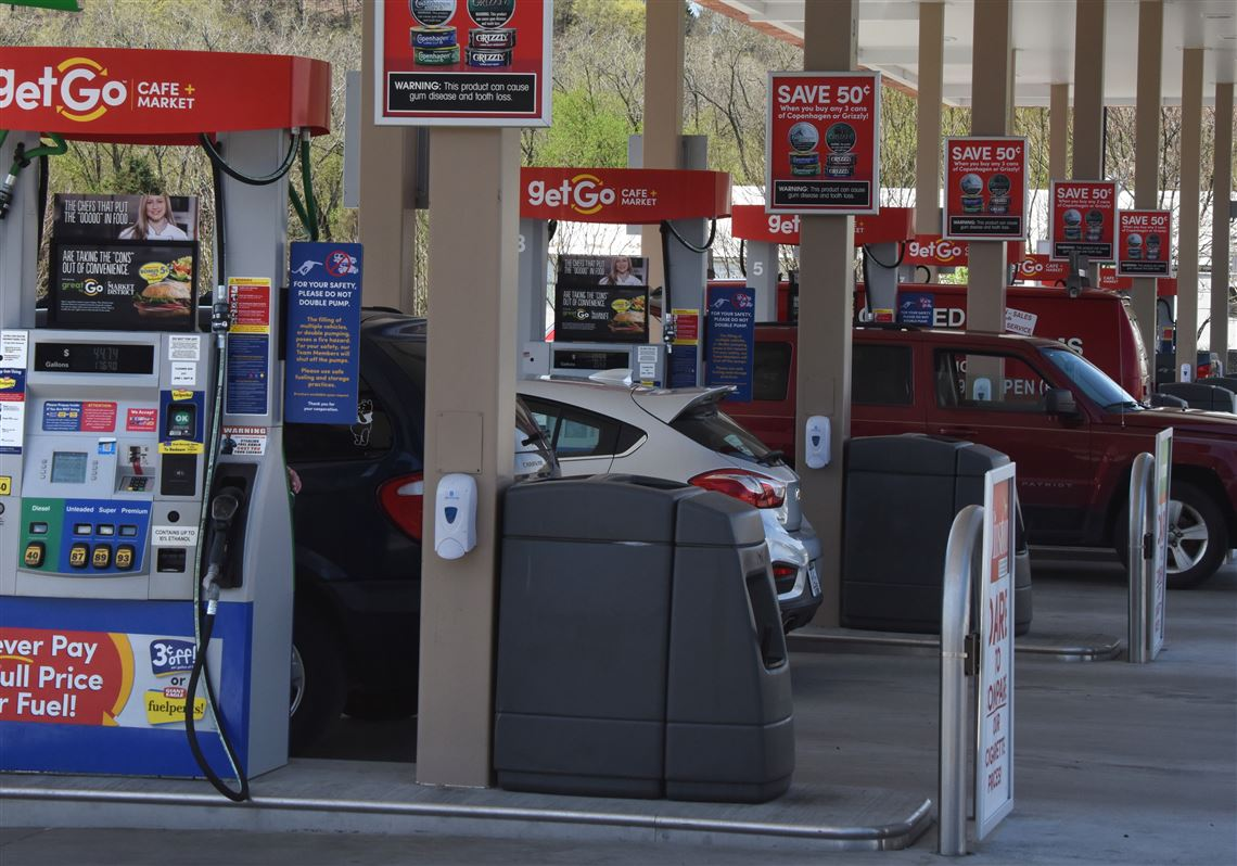 Gas Prices Could Be Significantly Higher In Allegheny County Than Surrounding Counties From June On