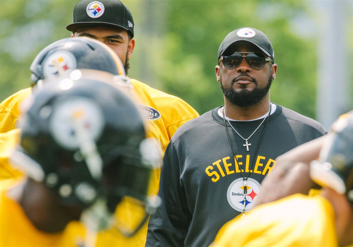 Steelers Sign Mike Tomlin To Two Year Contract Extension