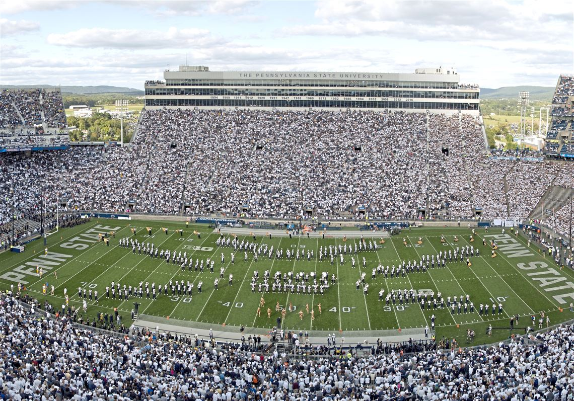 Penn State's Sandy Barbour says Beaver Stadium renovation design work could start soon