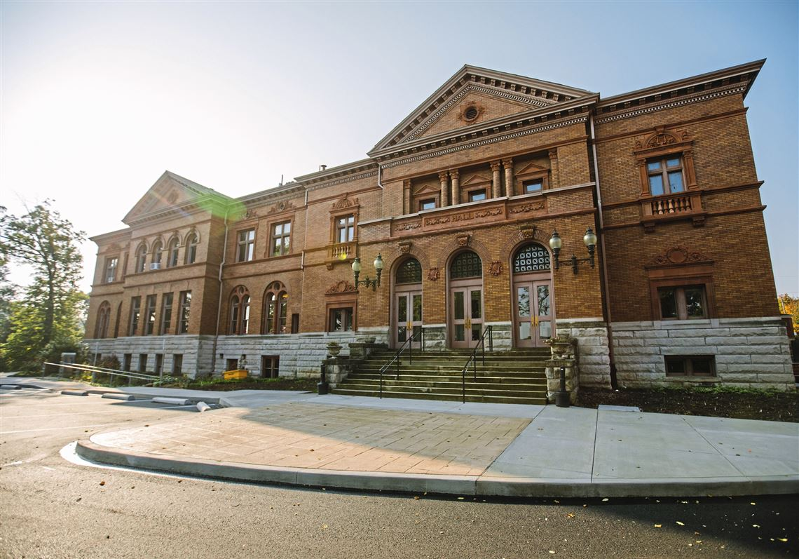 Turning the page -- Carnegie Library to expand its busy Downtown branch