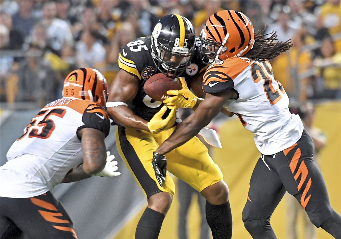 wholesale dealer 03d26 cebff Roosevelt Nix takes high road on Vontaze Burfict kick ...