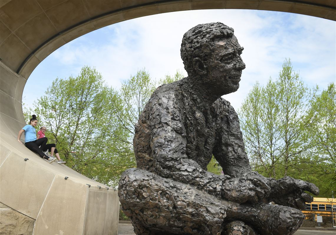 Fred Rogers Memorial Reopens On The North Shore Pittsburgh Post Gazette
