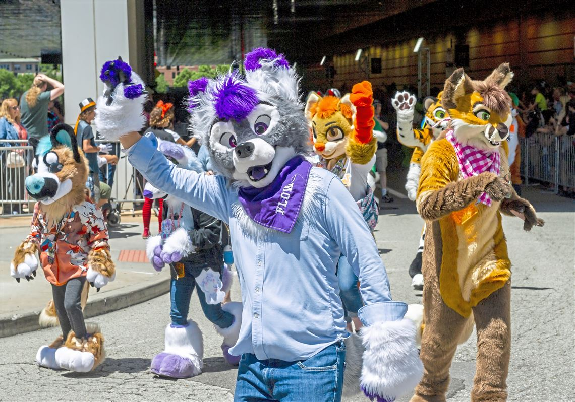 Annual furry convention excited to be back in the 'Burgh