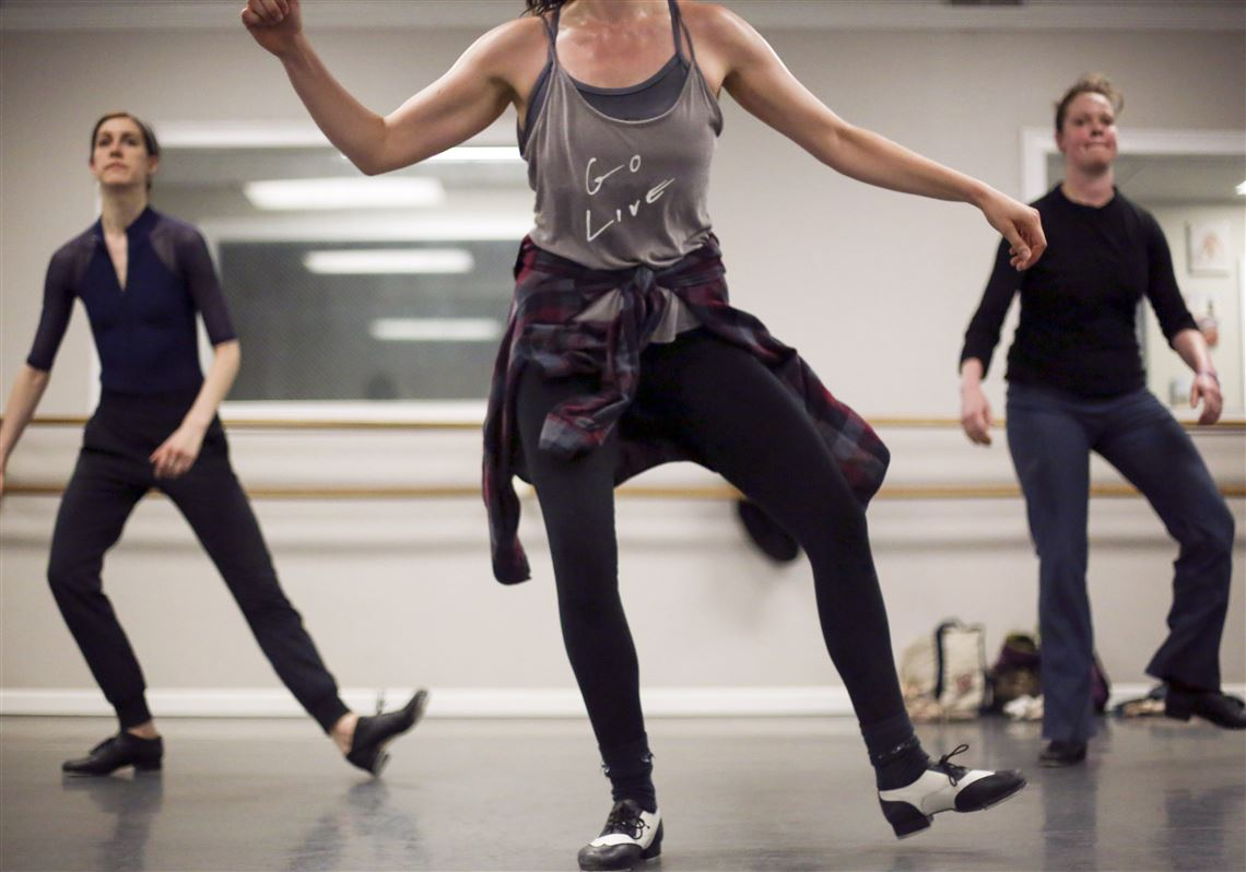 Behind the Curtain: Pittsburghers learn to tap dance and