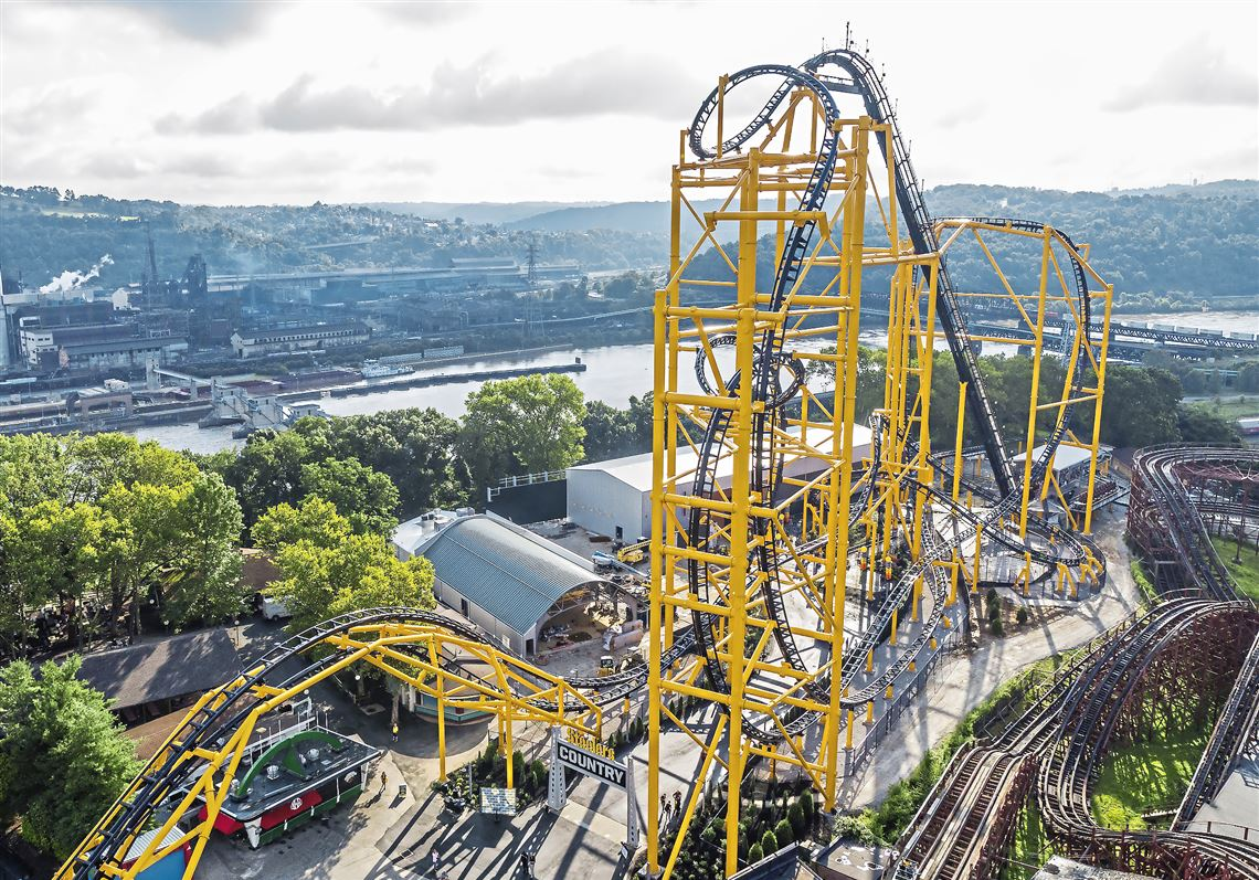People with disabilities sue Kennywood, Sandcastle and Idlewild over mask policy