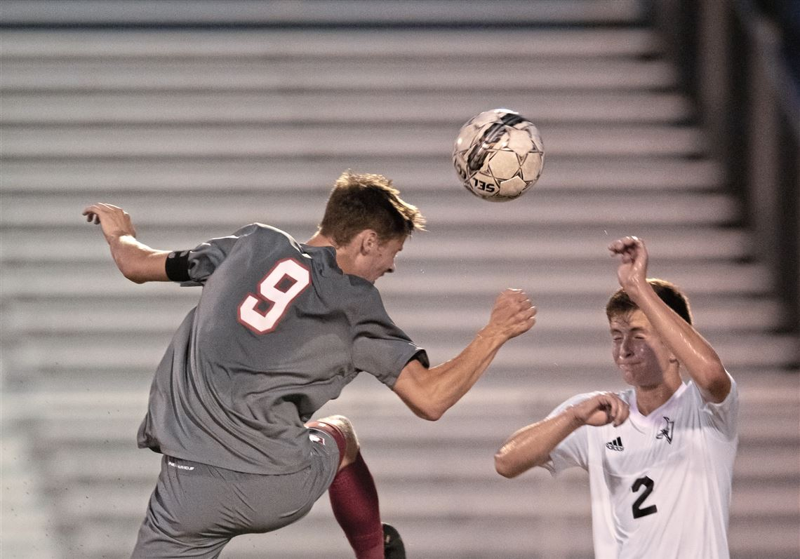 West Allegheny boys soccer team shows actions speak louder than words