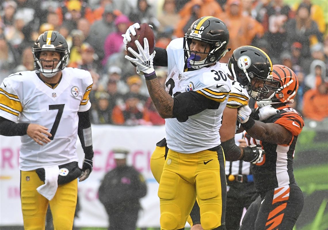 purchase cheap a7687 fe17b Instant analysis: Antonio Brown's clutch plays the ...