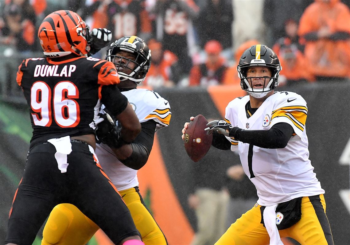 Ron Cook: Vontaze Burfict makes Ben Roethlisberger enjoy