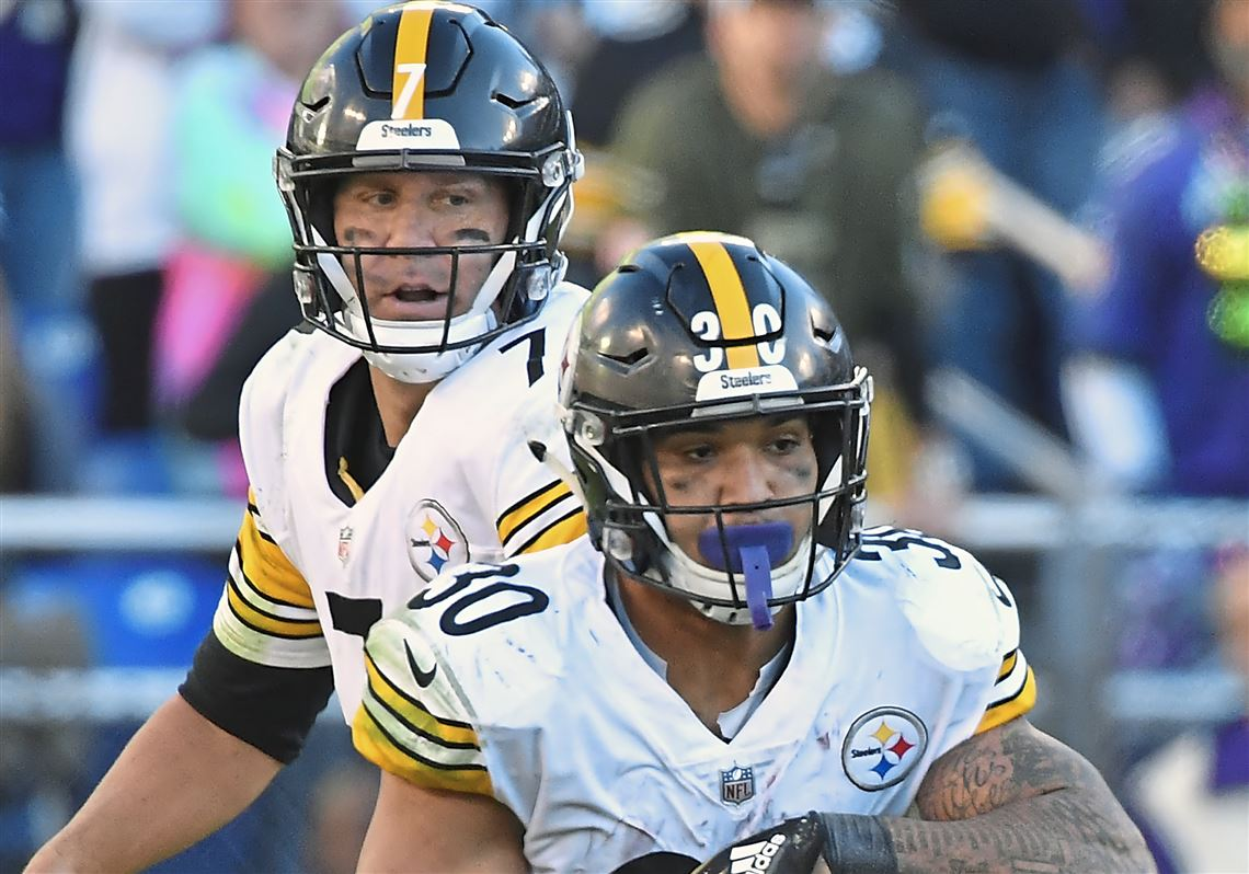 James Conner shreds the NFL s top-ranked defense 7df4988a8