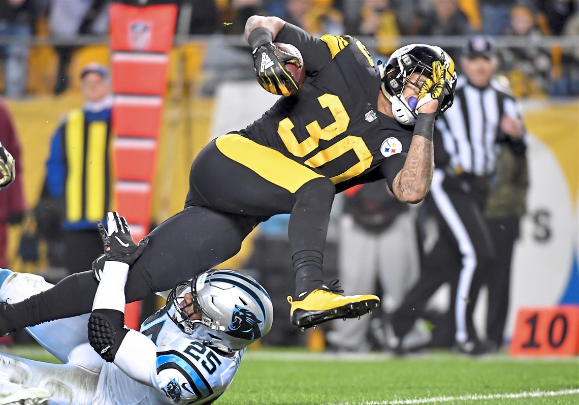 Analysis Steelers Offense Slows When Run Game Is Abandoned
