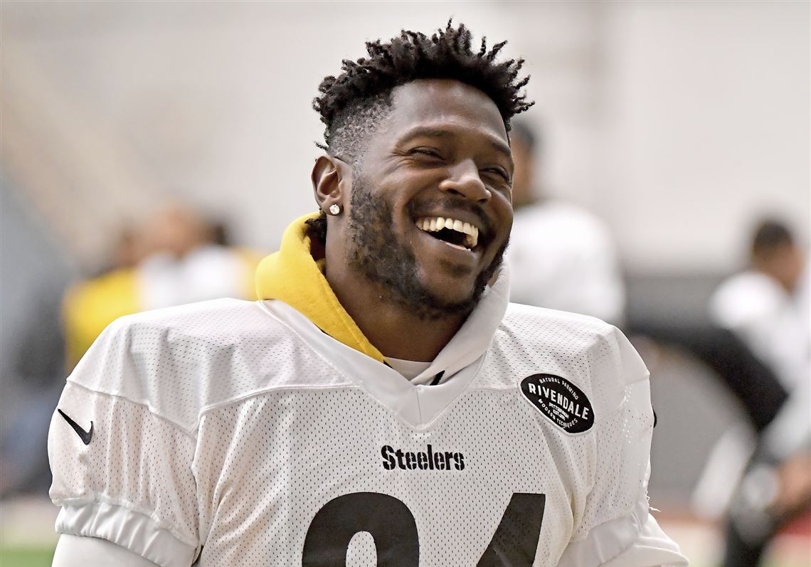 Steelers Agree To Trade Antonio Brown To Oakland Raiders