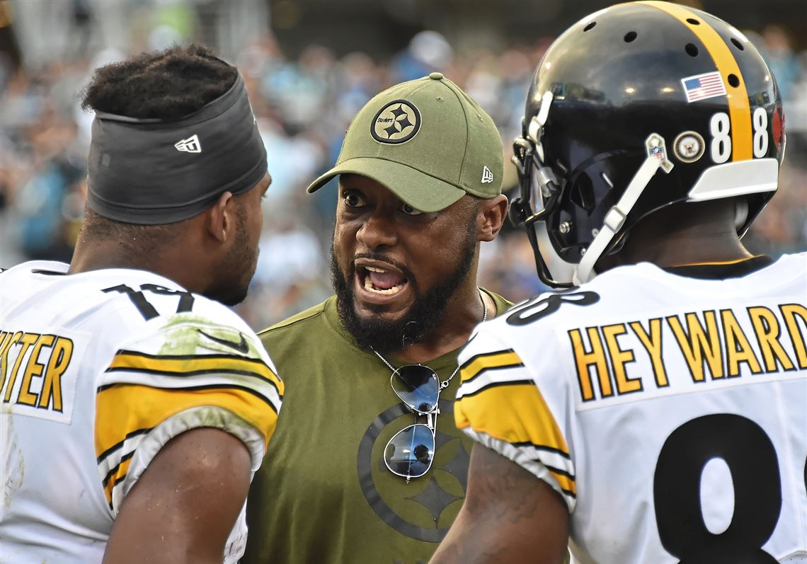 cheaper 84a32 6d8b7 Steelers gear up for a brutal schedule — and a big goal ...