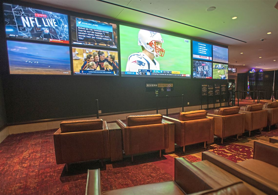 Want to place a sports bet at Rivers Casino? Here's how it works ...