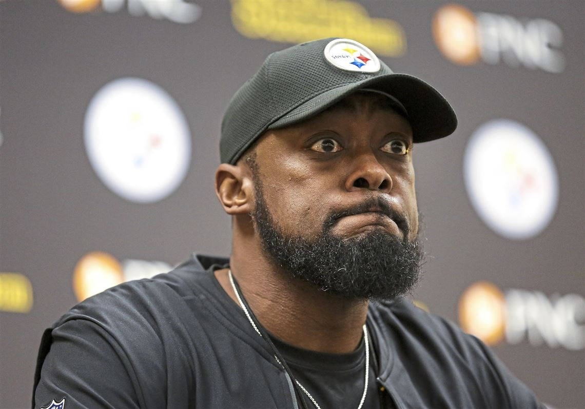 103bd2de Mike Tomlin's Steelers play host to the Cincinnati Bengals in the regular  season finale.