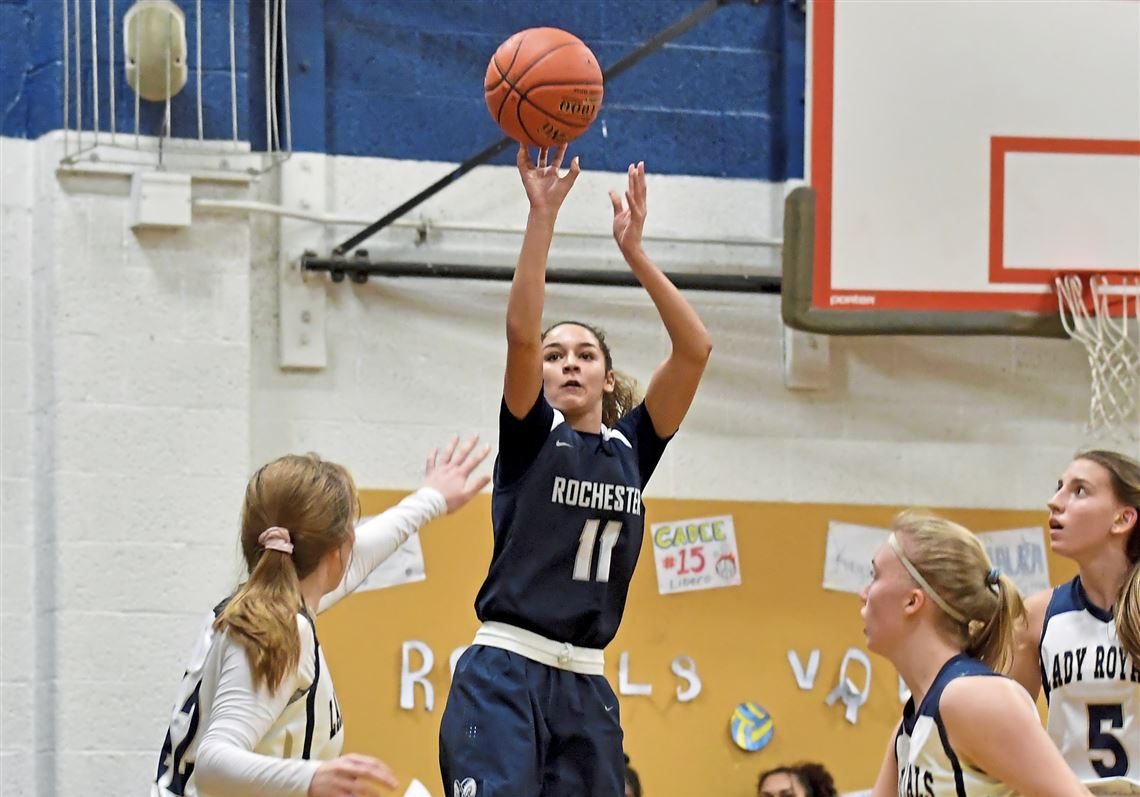 Rochester wins rematch for second consecutive Class 1A girls title