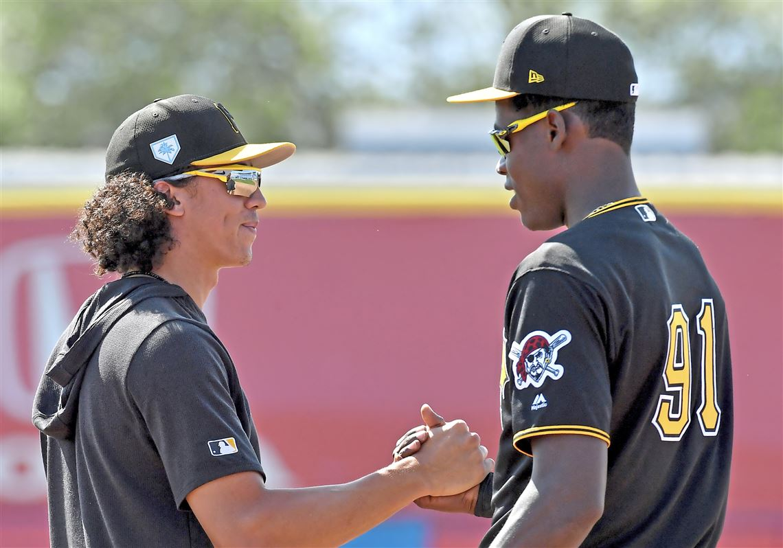 Pirates prospect Oneil Cruz offers tantalizing mix