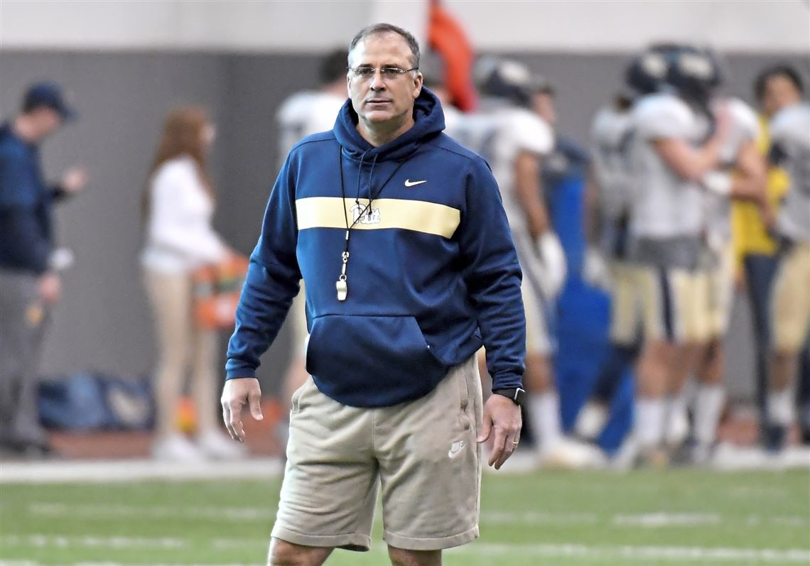 1bfad9013 Pat Narduzzi will not spill the beans on Pitt s new  Nike Reveal ...