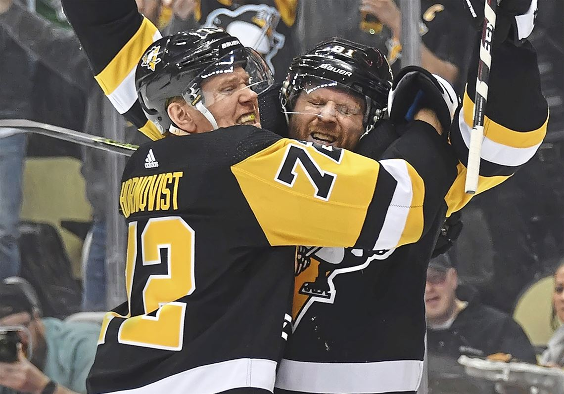 wholesale dealer d6545 0c5c6 We should make the playoffs': Penguins keep streak alive ...