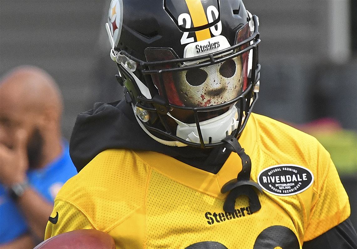 4fdb2abd Steelers cornerback Cameron Sutton goes through drills during OTA's  Wednesday, May. 22, 2019
