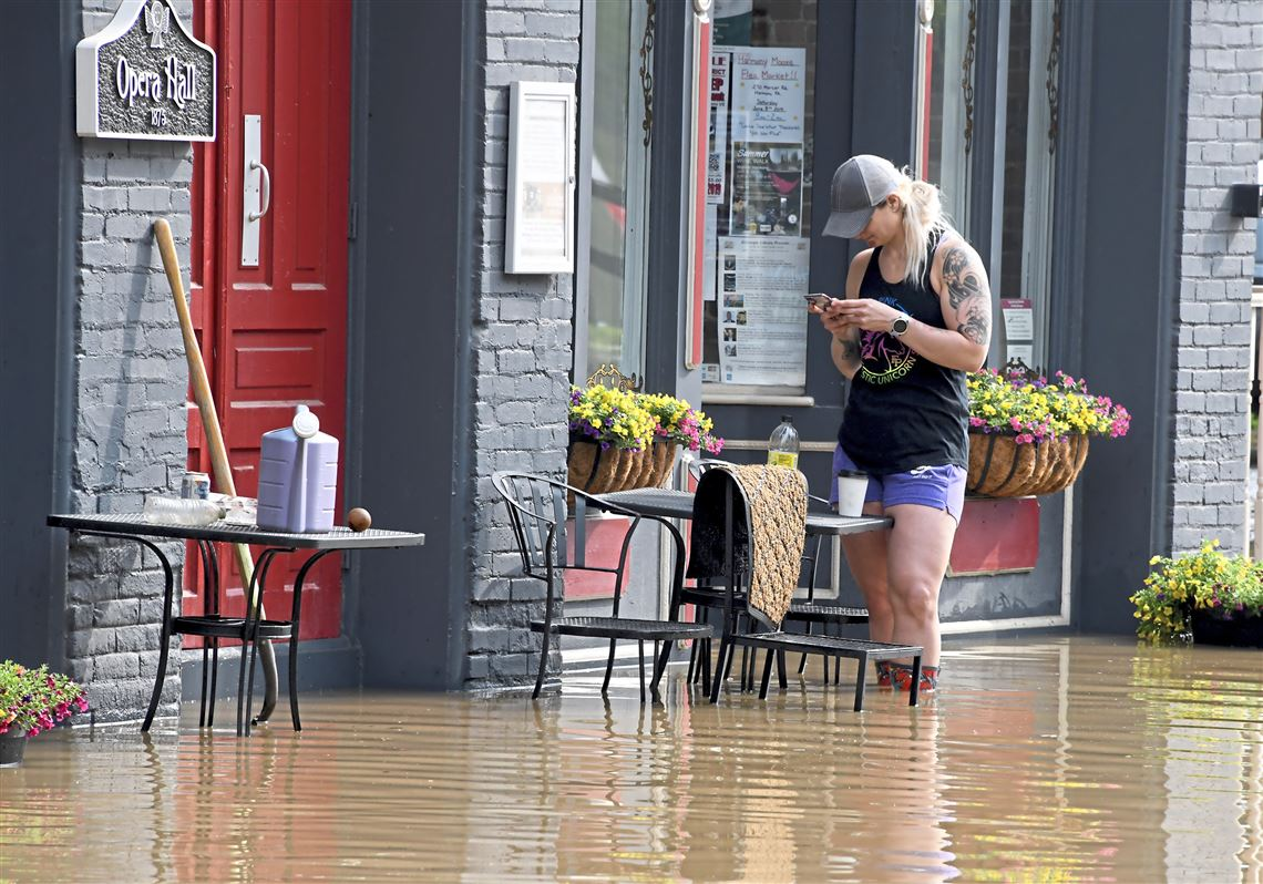 Why is it raining so much in the Pittsburgh region? Experts weigh in