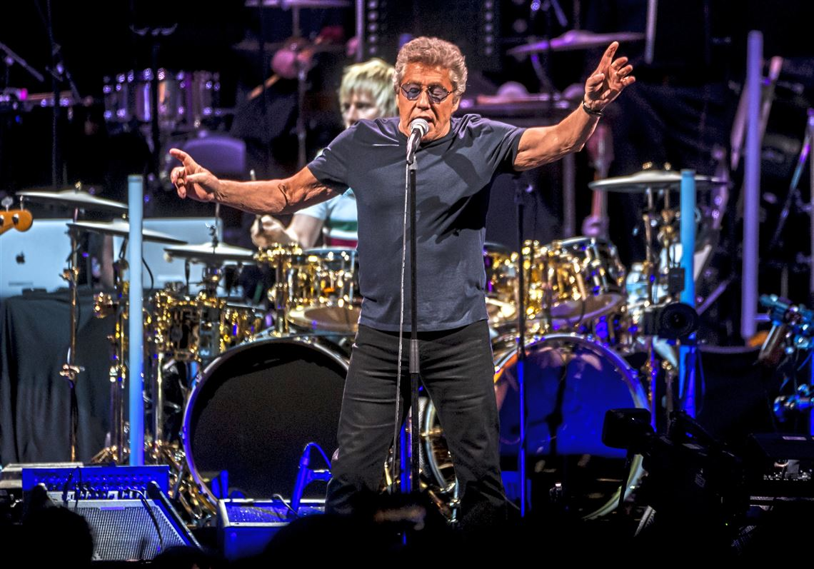 The Who takes fans on yet another Amazing Journey