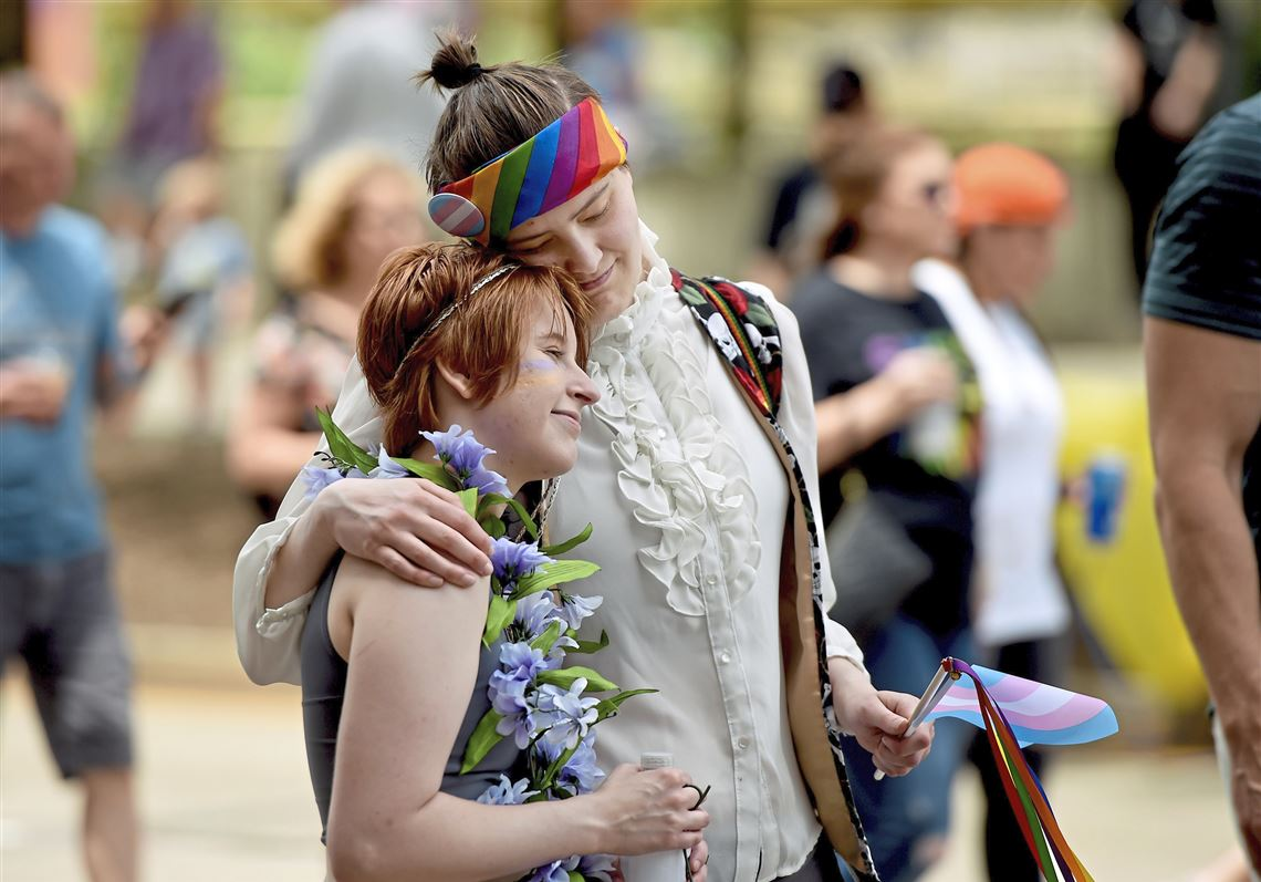 Pittsburgh Pride festivities continue Sunday on Warhol Bridge, Downtown