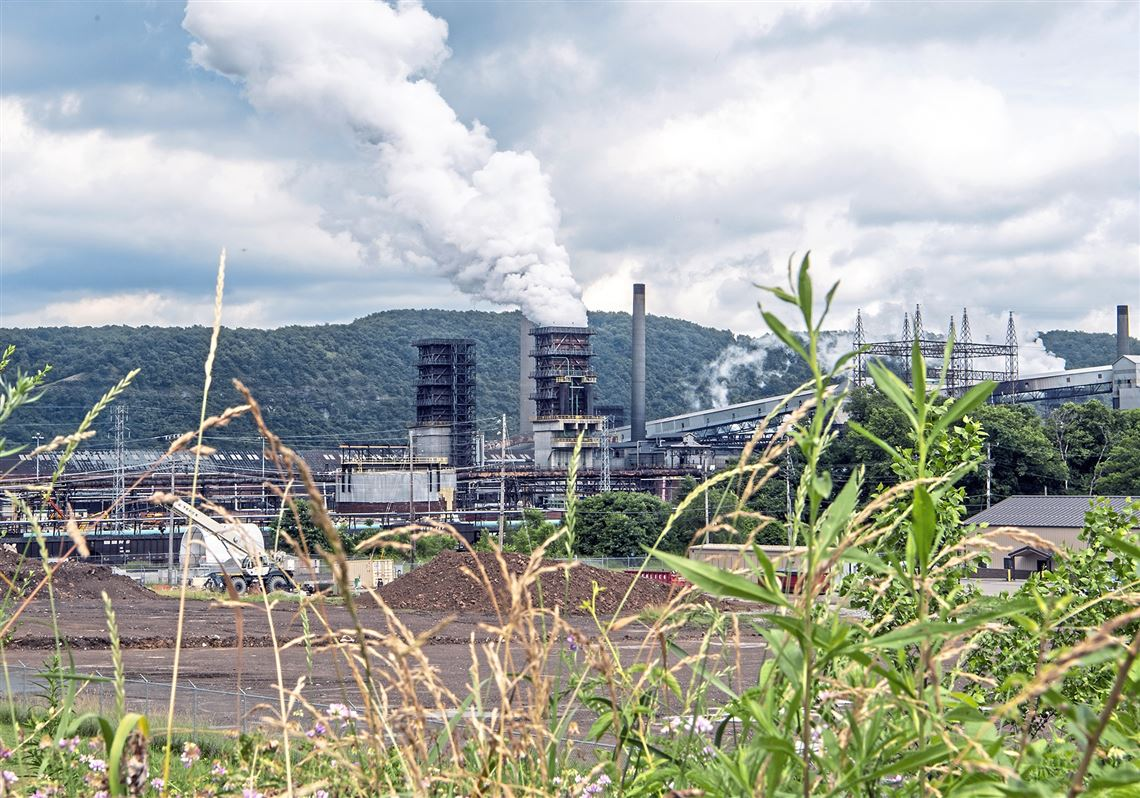 U S  Steel says it has repaired coke works pollution equipment