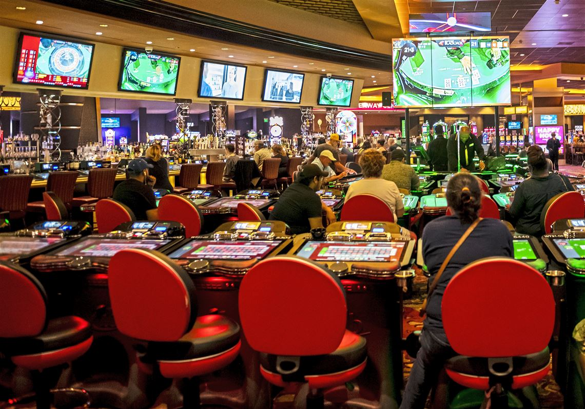 Rivers Casino hitting a peak as it turns 10 | Pittsburgh Post-Gazette