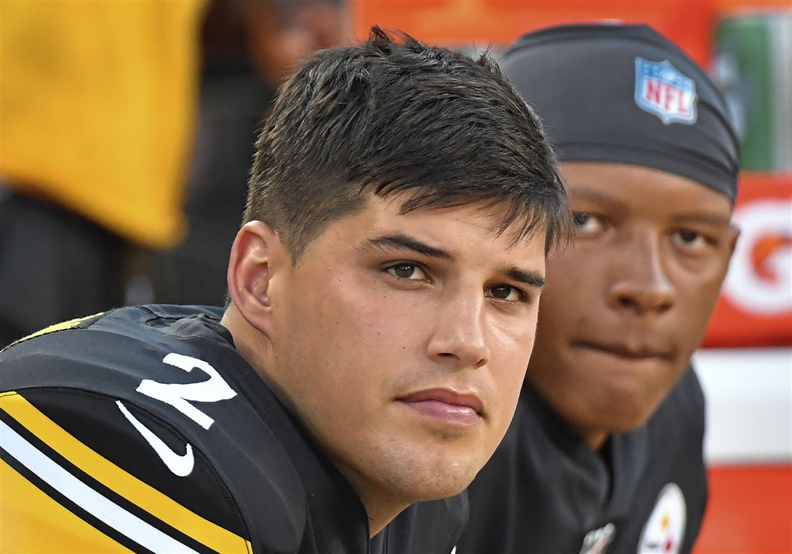 Paul Zeise Steelers Should Commit To Mason Rudolph As Qb Of The Future Pittsburgh Post Gazette