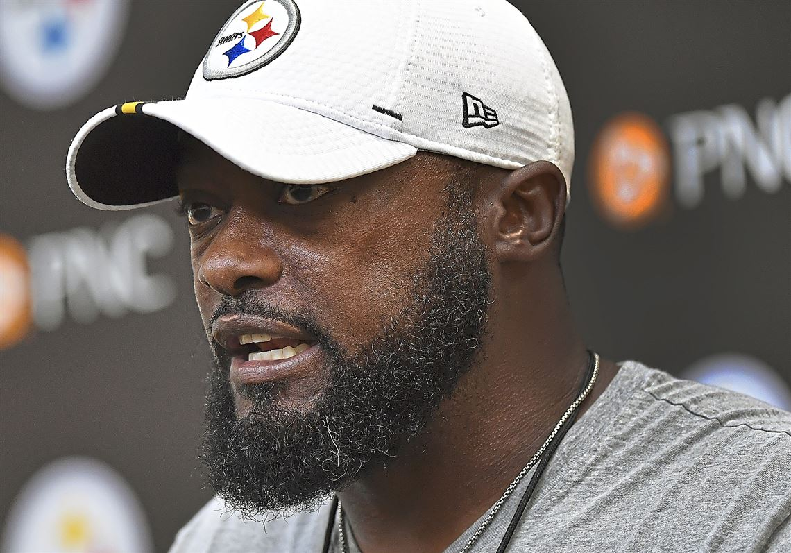 Steelers Coach Mike Tomlin Looking Forward To The Challenge
