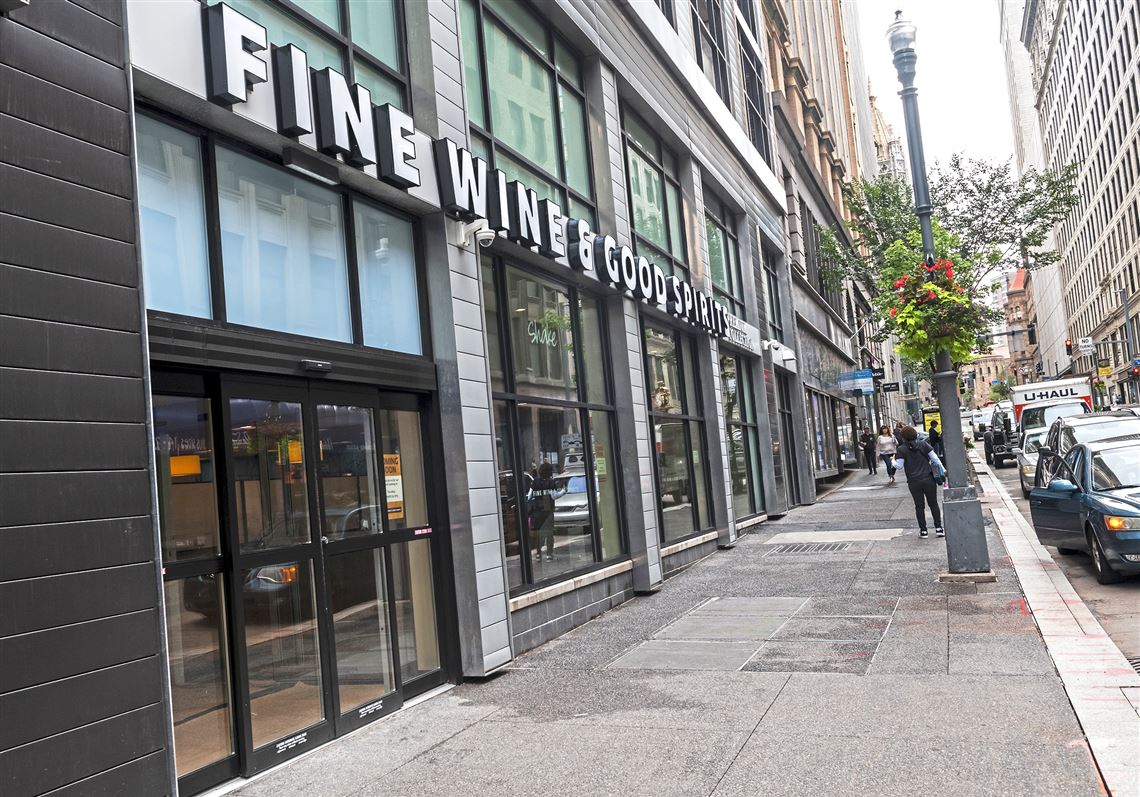 Pa State Store Hours >> New Bigger State Wines Spirits Stores Opening In Downtown