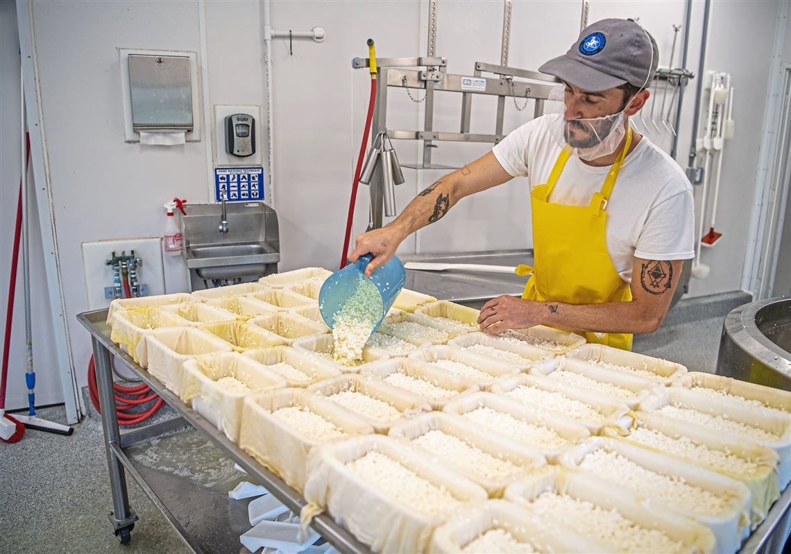 How Bamboozle became a winning cheese