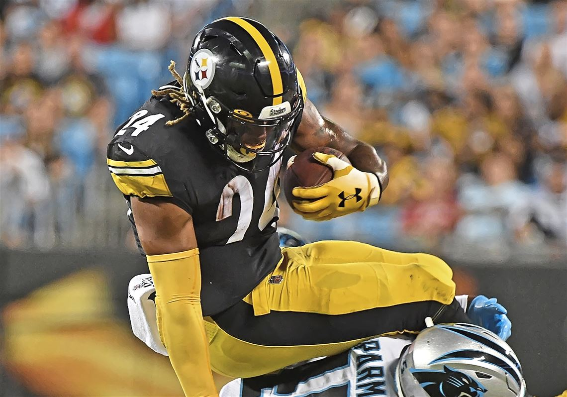Steelers running back Benny Snell could return against Bengals