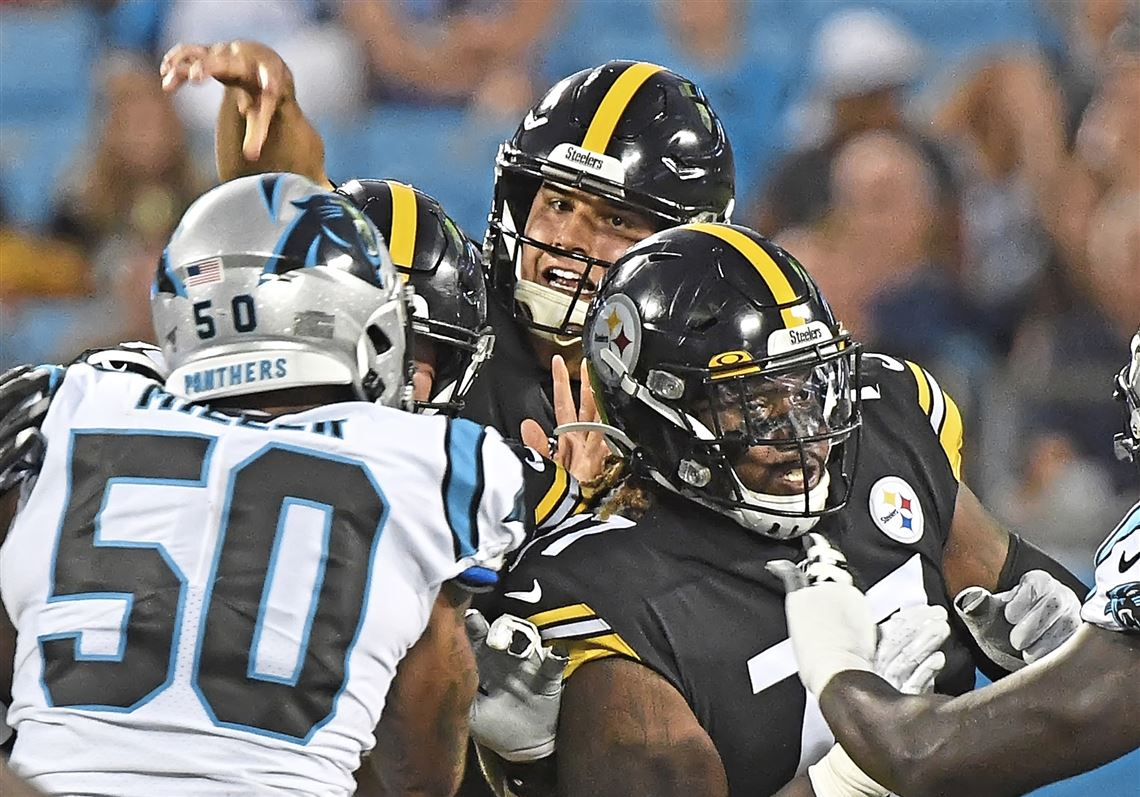 Steelers solidify backup QB role in preseason loss to