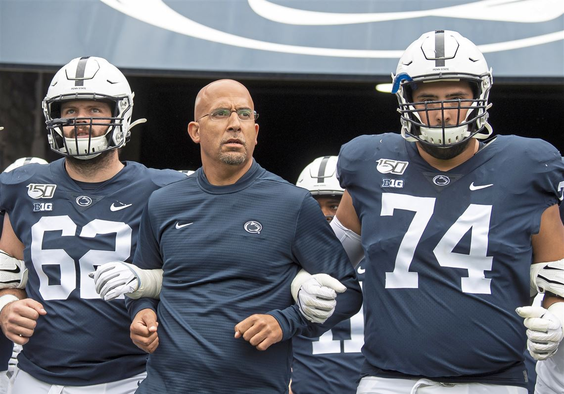 Penn State coach James Franklin gets new 6-year deal ...
