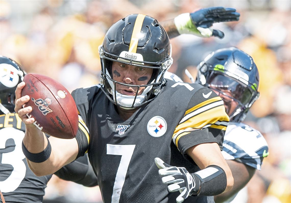 Ben Roethlisberger exits Steelers-Seahawks game with eblow injury