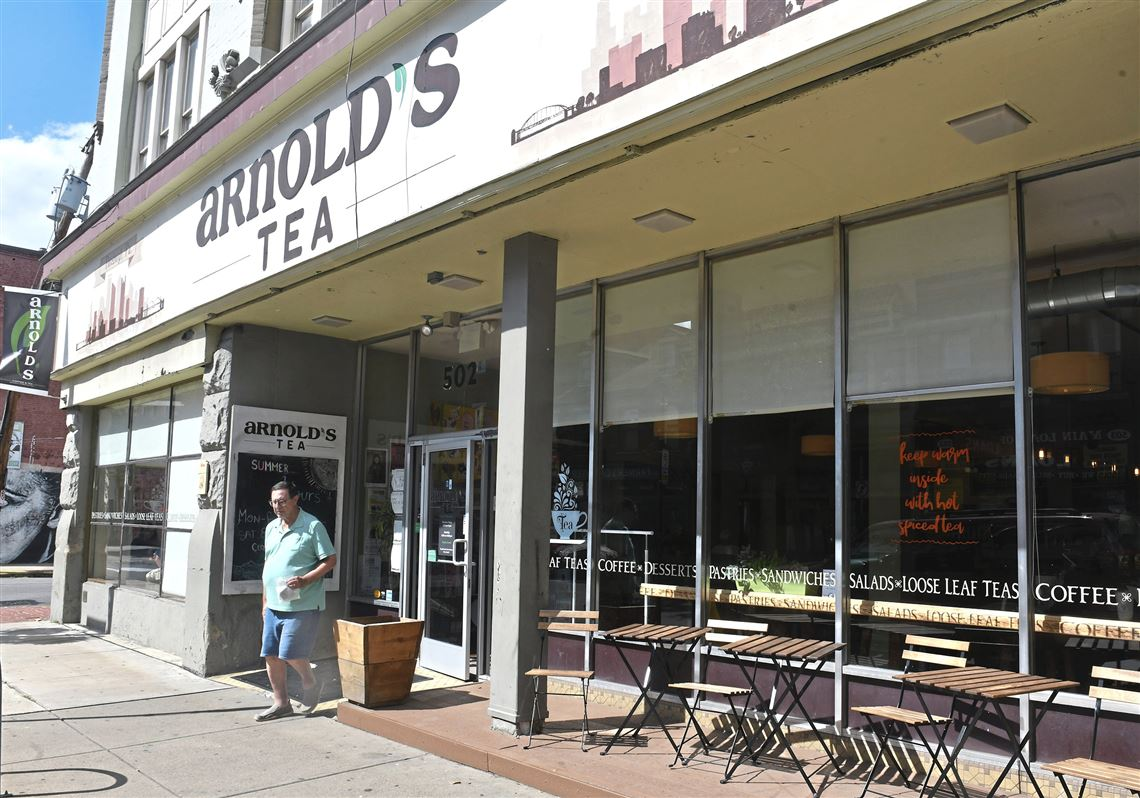 Back taxes owed by landlord in Arnold's Tea eviction efforts