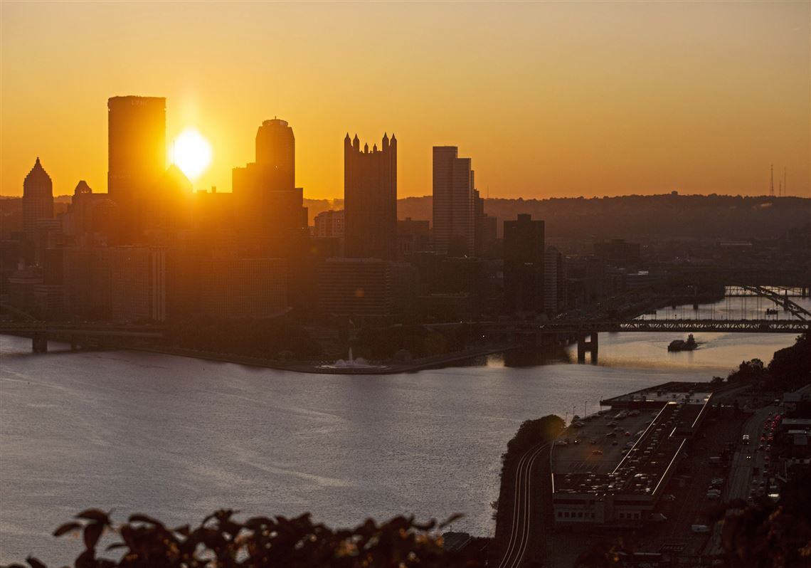 Could Pittsburgh be the next Silicon Valley? A new study thinks so.