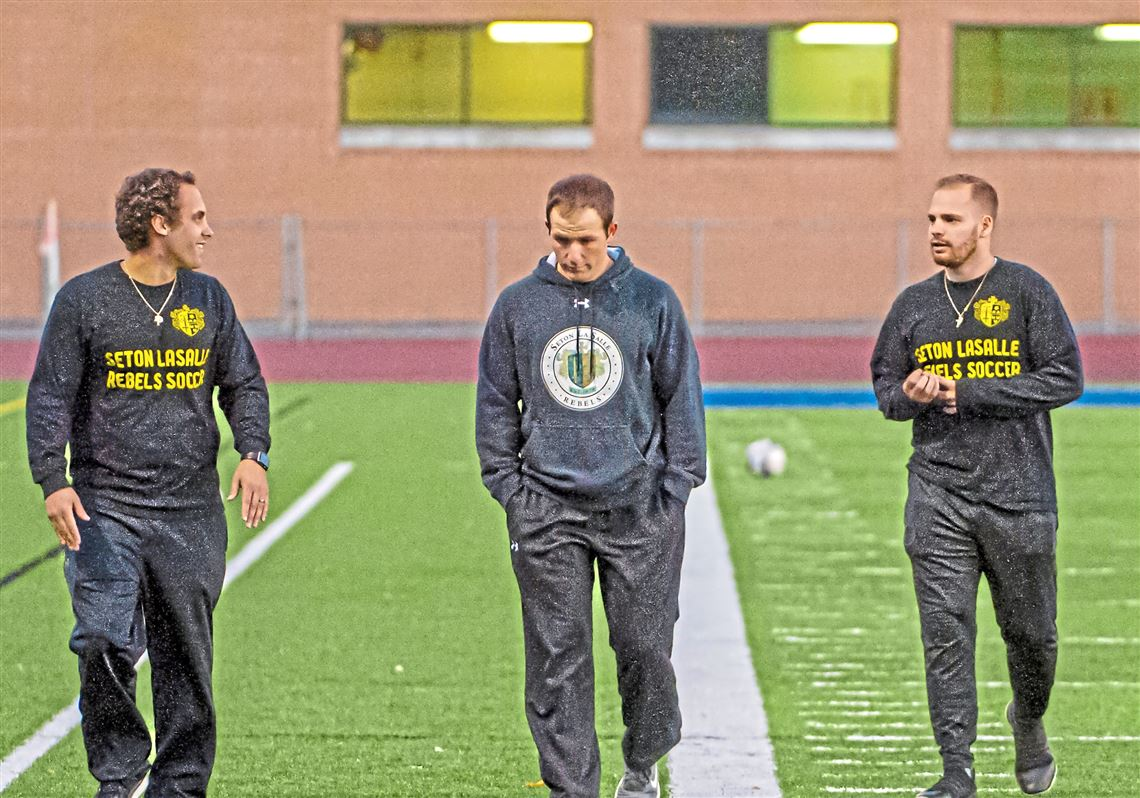 Seton LaSalle boys soccer coaching staff is a tight-knit family ... literally